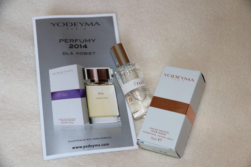 perfumy Yodeyma - próbka