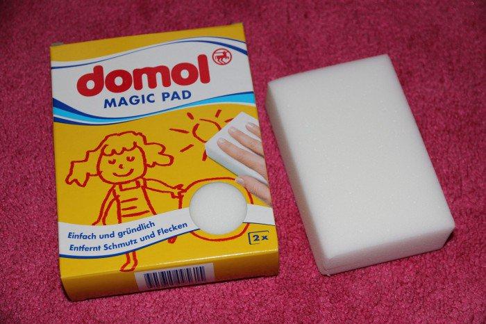 magiczna gąbka Domol