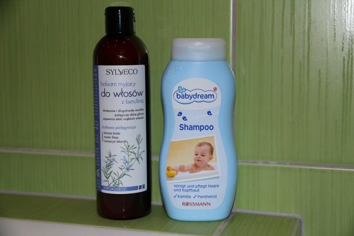delikatne szampony dowłosów