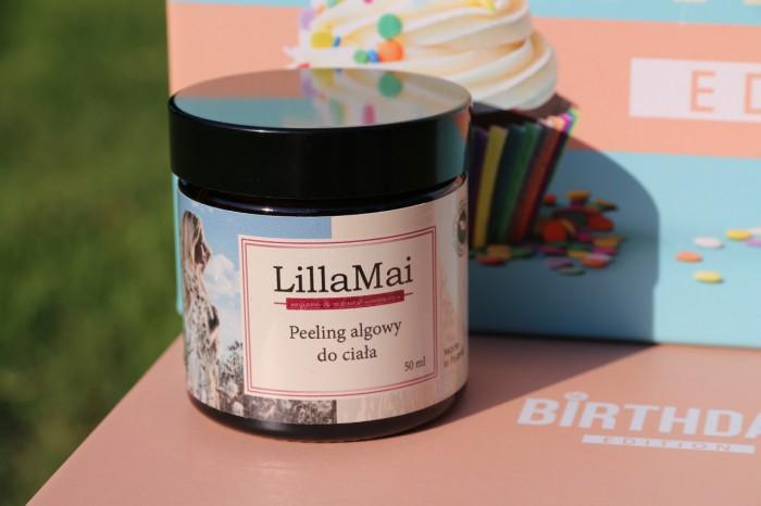 LillaMai - peeling algowy dociała