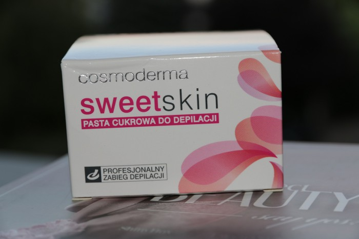 Cosmoderma - pasta cukrowa Sweet Skin