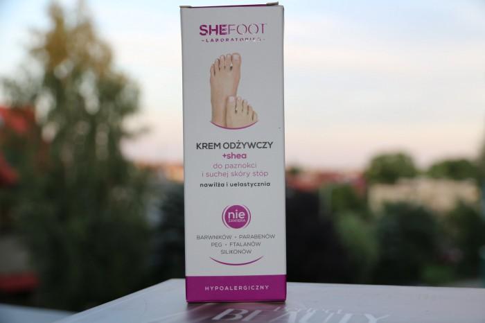 Shefoot - krem odżywczy