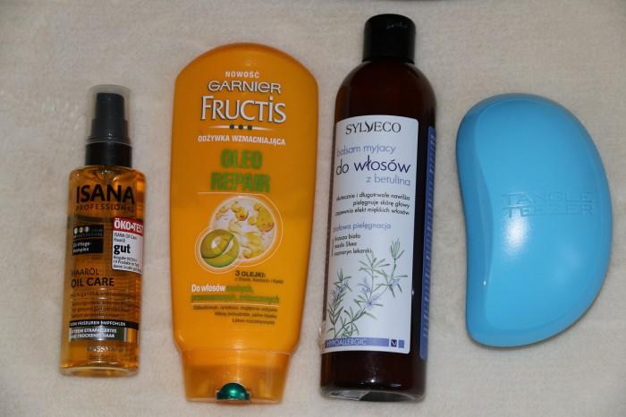 wakacyjna kosmetyczka: włosy