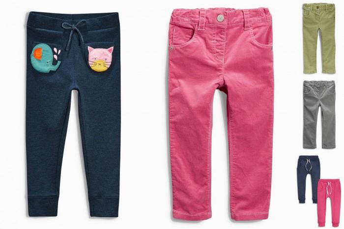 Next: spodnie