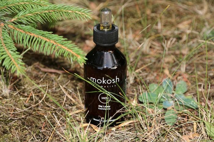 Mokosh - kosmetyczny olej lniany