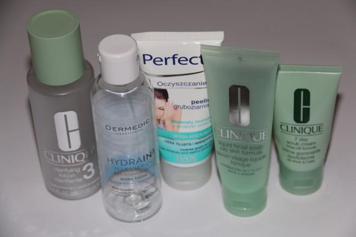 denko: oczyszczanie twarzy