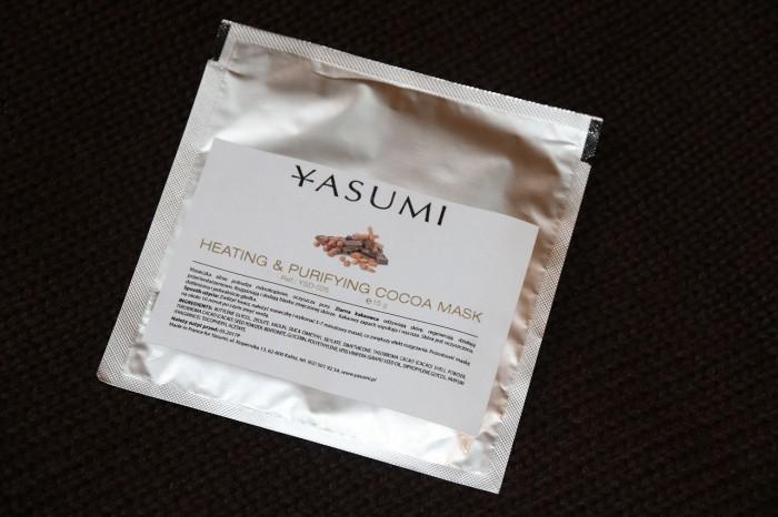 Yasumi - maska kakaowa