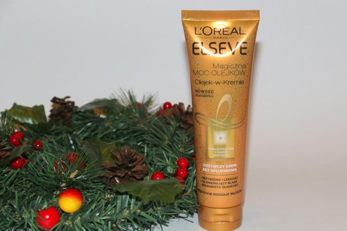 L'Oreal Elseve - olejek wkremie magiczna moc olejków
