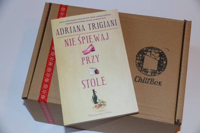 Adriana Trigiani - Nieśpiewaj przy stole
