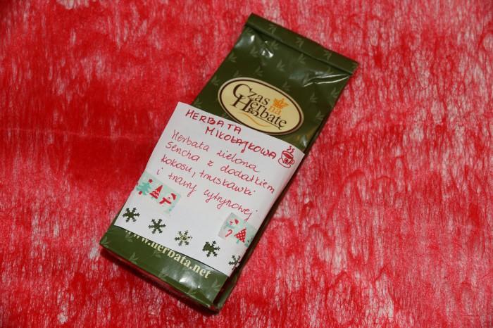 herbata mikołajowa