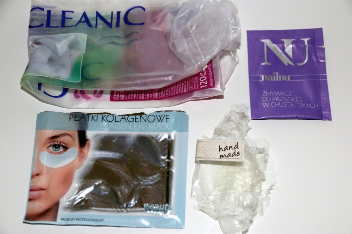 Cleanic, Nu, BeautyFace, Organique