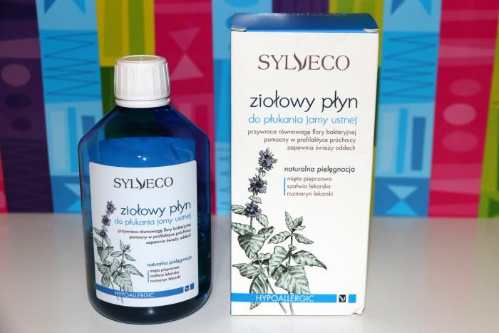 Sylveco: ziołowy płyn dopłukania jamy ustnej
