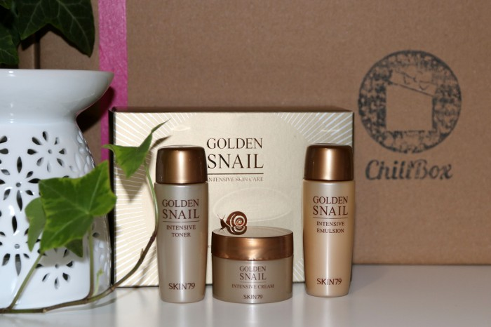 Skin79 - Golden Snail Miniature Set