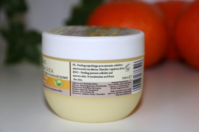 Nacomi: peeling cukrowy pomarańcza, skład