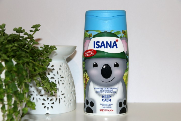 Rossmann: żel podprysznic Isana