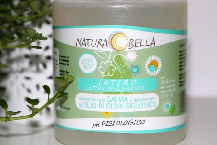 Natura Bella: płyn dohigieny intymnej zwyciągiem zszałwii