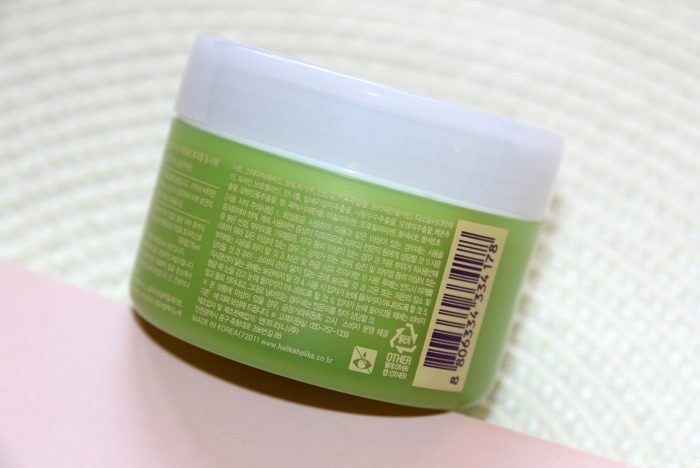 Holika Holika Smoothie Peeling Cream skład