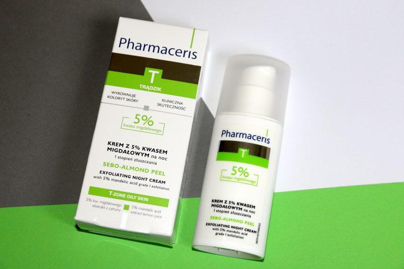 Pharmaceris krem z 5% kwasem migdałowym na noc