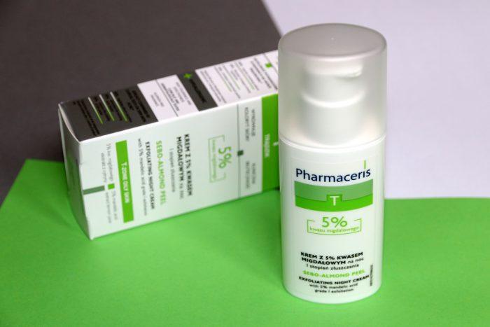 Pharmaceris krem z5% kwasem migdałowym nanoc