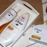 Dove  zmarokańskim olejkiem arganowym – odżywcza pielęgnacja