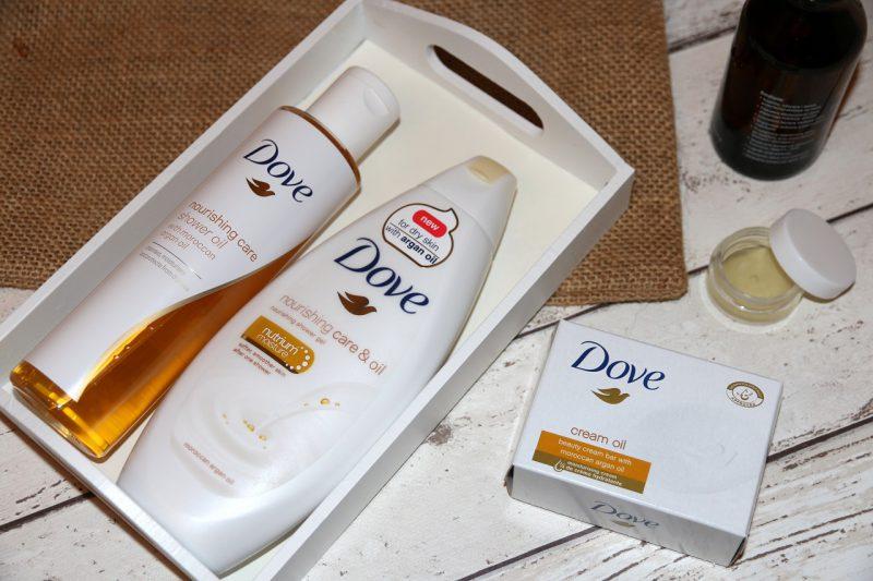 Dove z olejkiem arganowym odżywcza pielęgnacja