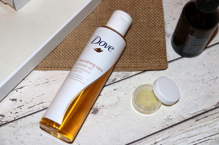 Olejek podprysznic Dove odżywcza pielęgnacja zmarokańskim olejkiem arganowym