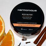 Masło dociała Harmonique Pomarańcza & Cynamon & Goździk hitem jesiennej pielęgnacji ciała