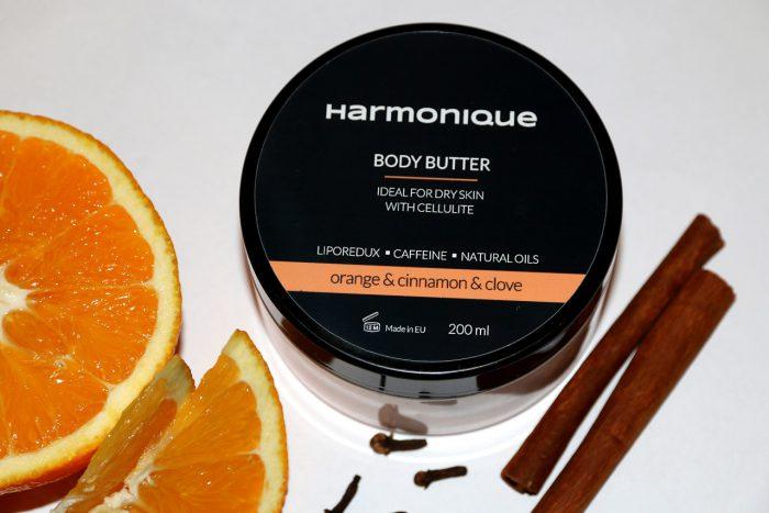 masło Harmonique Pomarańcza Cynamon Goździk