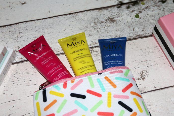 Jesienne nowości kosmetyczne - Miya
