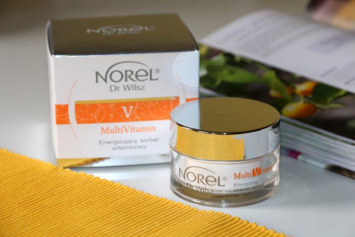 Norel MultiVitamin energetyzujący sorbet witaminowy