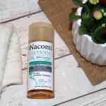 Olejek dodemakijażu Nacomi docery normalnej imieszanej
