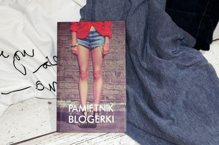 """Joanna Szczepaniak """"Pamiętnik modowej blogerki"""""""