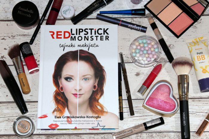 "Red Lipstick Monster ""Tajniki makijażu"""