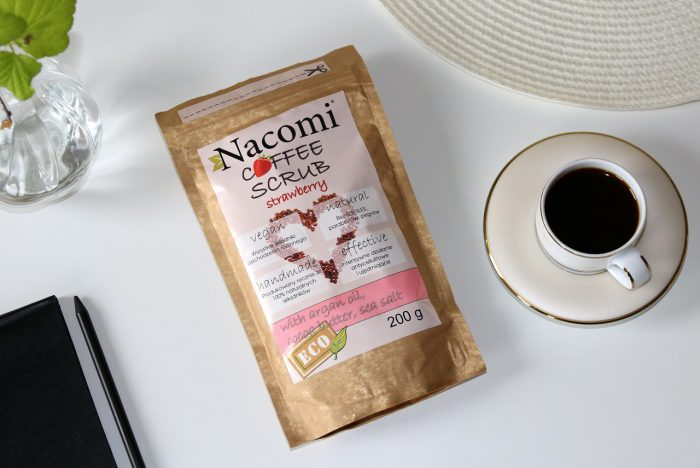 peeling kawowy Nacomi