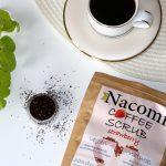 Peeling kawowy Nacomi ozapachu truskawki