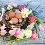 Wielkanocne dekoracje last minute, inspiracje