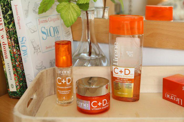 Lirene C+Dpro Vitamin Energy