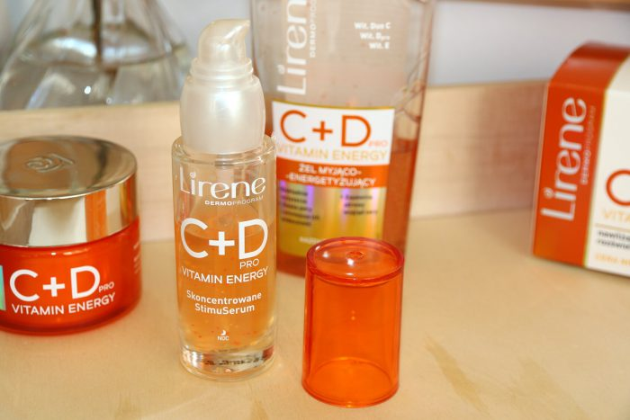 Lirene C+Dpro Vitamin Energy StimuSerum