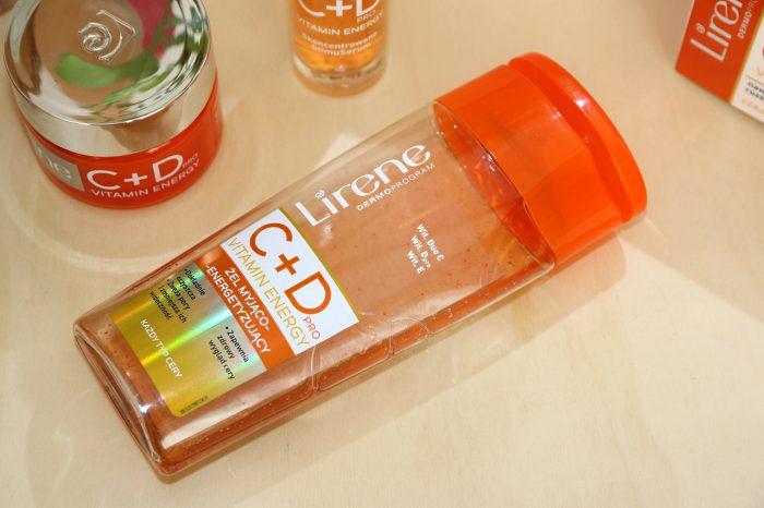 Lirene C+Dpro Vitamin Energy żel myjąco-energetyzujący