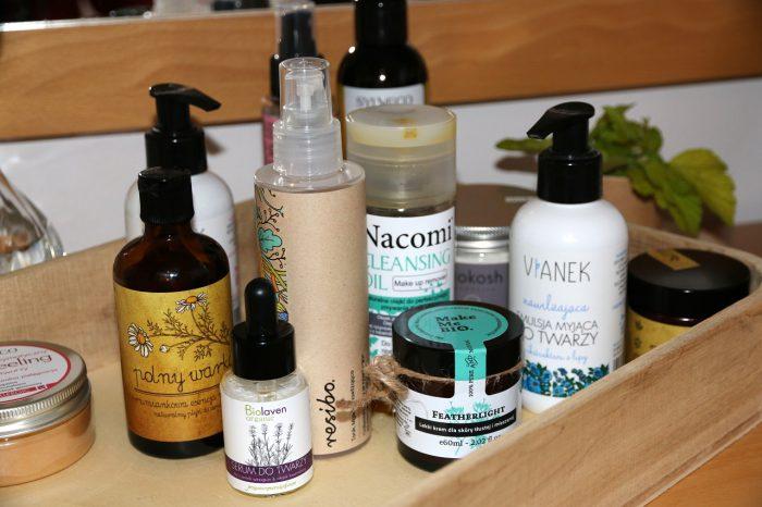Naturalna pielęgnacja twarzy