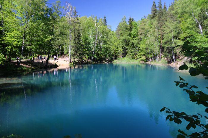 Lazurowe Jeziorko