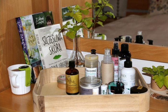 Naturalna pielęgnacja - ulubione marki, sklepy, blogi