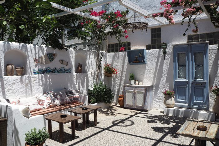 Kardamena The Garden Cafe and Cocktail Bar
