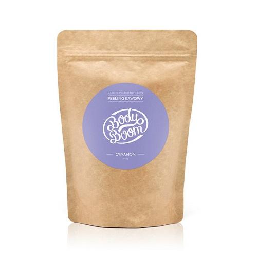 BodyBoom - peeling kawowy Cynamon