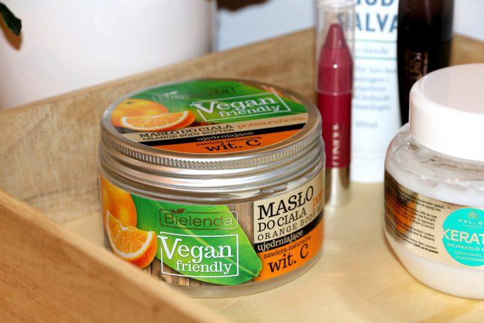 Bielenda Vegan Friendly - masło dociała Pomarańcza