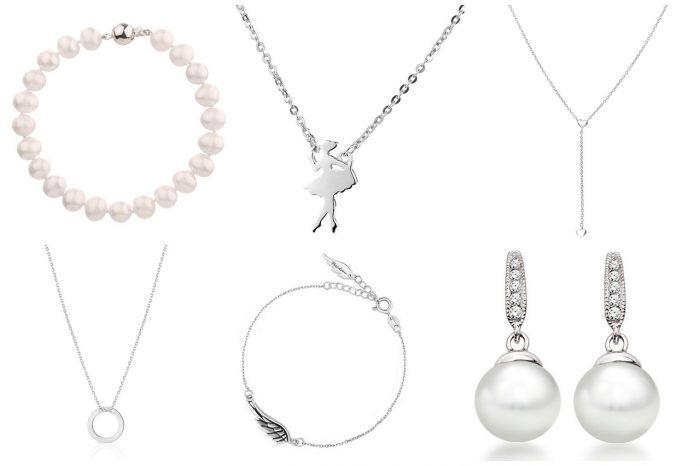 Świąteczne prezenty DLA NIEJ last minute - biżuteria