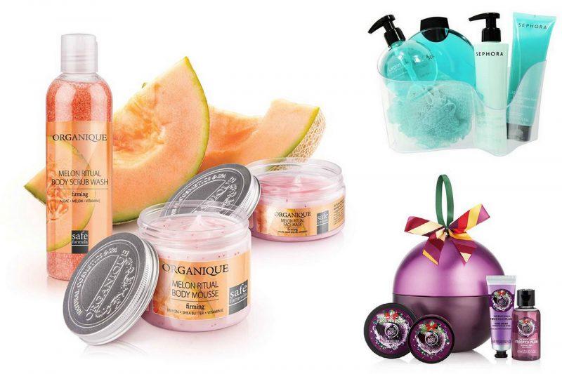 Świąteczne prezenty DLA NIEJ last minute - kosmetyki