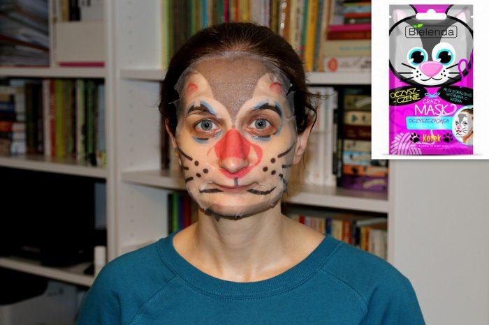 KOTEK - maska oczyszczająca