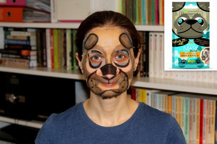 MOPS - maska nawilżająca