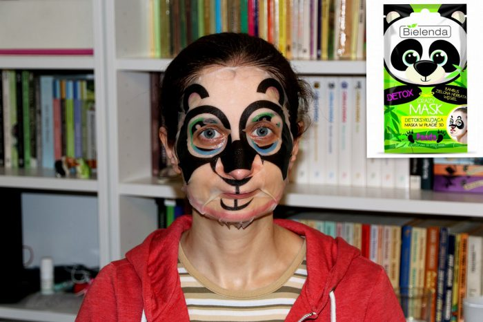 PANDA - maska detoksykująca